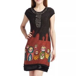 Aryeh Anthropologie knit dress